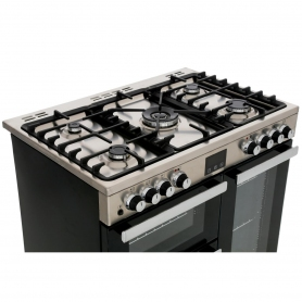Belling COOKCENTRE DX 90DFT 90cm Dual Fuel Range Cooker - 3