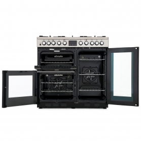Belling COOKCENTRE DX 90DFT 90cm Dual Fuel Range Cooker - 2