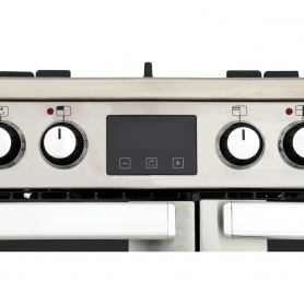 Belling COOKCENTRE DX 90DFT 90cm Dual Fuel Range Cooker - 1