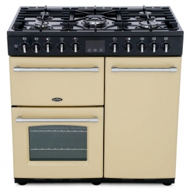 Belling Farmhouse DX 90DFT 90cm Dual Fuel Range Cooker
