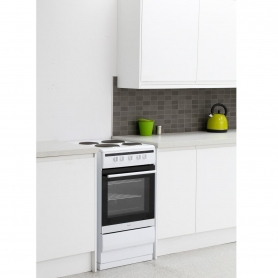 Amica 50cm freestanding electric cooker - 4
