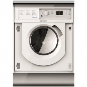 Indesit  Integrated 1200 spin  7Kg Washing Machine