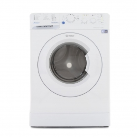 Indesit BWSC61252W  6Kg 1200 Spin Washing Machine