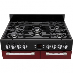 Leisure Cookmaster CK90F232R 90cm Dual Fuel Range Cooker - 2
