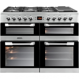 Leisure Cuisinemaster CS100F520X 100cm Dual Fuel Range Cooker