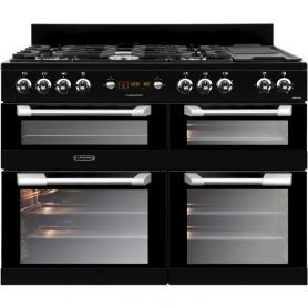 Leisure Cuisinemaster CS110F722K 110cm Dual Fuel Range Cooker