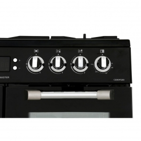 Leisure Cuisinemaster CS90F530K 90cm Dual Fuel Range Cooker - 3