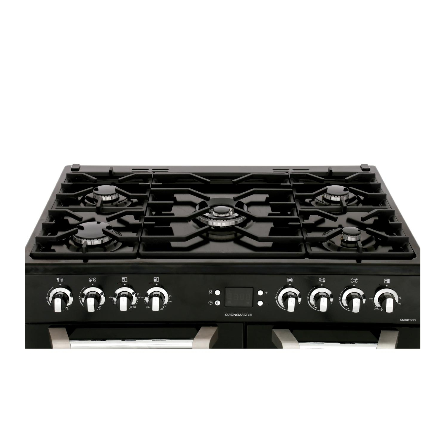Leisure Cuisinemaster CS90F530K 90cm Dual Fuel Range Cooker - 1
