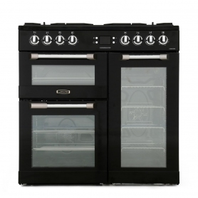 Leisure Cuisinemaster CS90F530K 90cm Dual Fuel Range Cooker - 4
