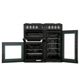 Leisure Cuisinemaster CS90F530K 90cm Dual Fuel Range Cooker - 2