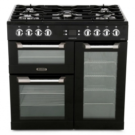 Leisure Cuisinemaster CS90F530K 90cm Dual Fuel Range Cooker - 0