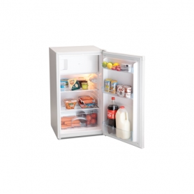 Iceking RK113AP2 48cm Undercounter Fridge with Ice Box in White