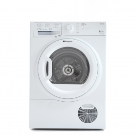Hotpoint Aquarius TCFS83BGP White Condenser Dryer