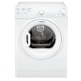 Hotpoint TVFS 83C  8kg White  Vented Dryer