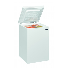 Iceking CF97W 57cm Dual Function Chest Freezer or Fridge in White 97L