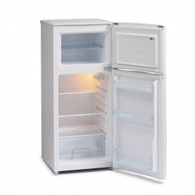 Iceking FF115AP2 50cm Top Mount Fridge Freezer White 1.16m A+ Rated