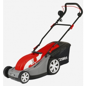 "GTRM34 13"" Electric Lawnmower with Rear Roller - 3"