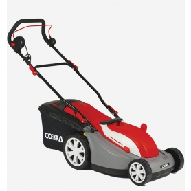"GTRM34 13"" Electric Lawnmower with Rear Roller - 1"
