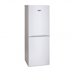 Iceking IK3633AP2 Fridge Freezer in White, 1.36m 48cmW A+ Rated - 2