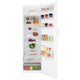 Beko Freestanding Tall Larder Fridge LSP1577w