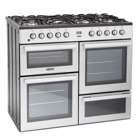 Montpellier MDF100S Dual Fuel Range Cooker - 2