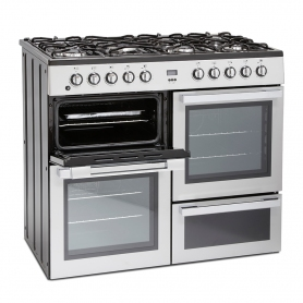 Montpellier MDF100S Dual Fuel Range Cooker - 1