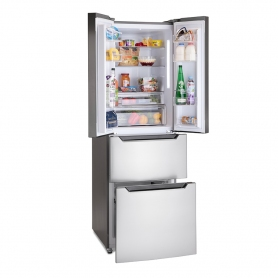 Montpellier MFF4X French Door Fridge Freezer