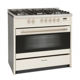 Montpellier MR95DFCR Dual Fuel Range Cooker