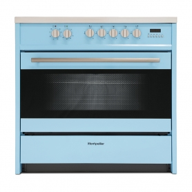 Montpellier MR95DFPB Dual Fuel Range Cooker - 2