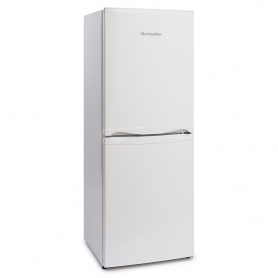 Montpellier  MS148W Wide Static 50-50 Freestanding Fridge Freezer  - 2
