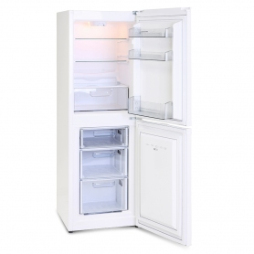 Montpellier  MS148W Wide Static 50-50 Freestanding Fridge Freezer  - 1