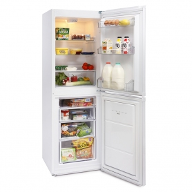Montpellier MS170W Static Combi Fridge Freezer