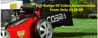 cobra mowers